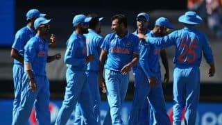 India aim to create history with win against Ireland in ICC Cricket World Cup 2015 Pool B match