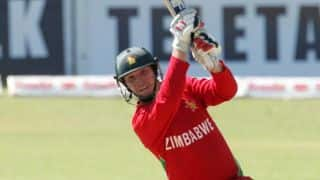 ICC World T20 2014: Zimbabwe pull off 5-wicket win over Netherlands in last-ball thriller