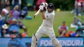 New Zealand vs Bangladesh, 1st Test: Jeet Raval, Tom Latham's centuries take Hosts to 217 runs lead on Day 2 at Hamilton