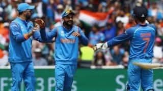 VIDEO: IND train hard at nets ahead of 1st ODI vs SL