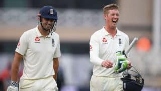 India vs England, 5th Test: Ollie Pope, Chris Woakes back in mix for Alastair Cook's farewell game