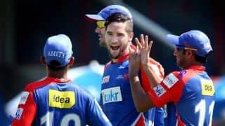 DD vs KXIP Live IPL 2014 T20 Cricket score