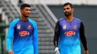 2nd ODI: Taijul Islam replaces Rubel Hossain as Bangladesh elect to bat