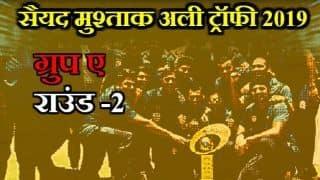 Syed Mushtaq Ali Trophy 2019, Group A: Delhi crush Manipur by 10 wickets