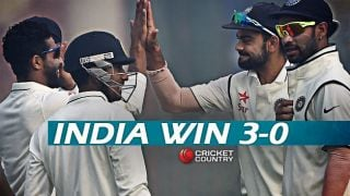 India beat South Africa by 337 runs in 4th Test; Seal series 3-0