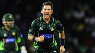 Pakistan spinners have Zimbabwe in firm grip with three cheap wickets