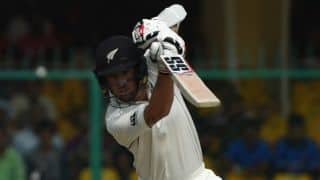 Ronchi dismissed for 80 by Jadeja on Day 5 of 1st Test vs IND