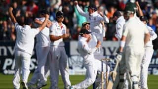 Top 12 cricketing moments between England's two Test wins
