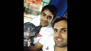 IPL 2017: Mohammad Nabi makes historic debut for Sunrisers Hyderabad