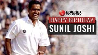 Sunil Joshi: 9 facts about the industrious performer