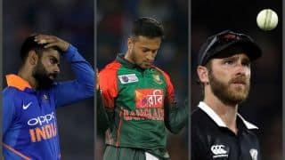 2019 World Cup tracker: India suffer shock loss, eyes on Williamson and Shakib