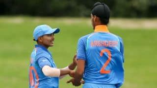 आईसीसी अंडर-19 विश्व कप: चोटिल इशान पॉरेल की जगह टीम इंडिया में शामिल होंगे आदित्य ठाकरे