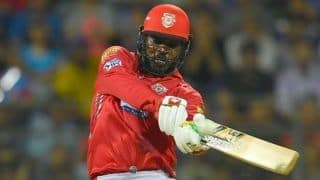 Indian T20 League: Chris Gayle quickest to 4000 runs