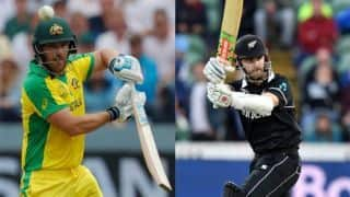 AUS vs NZ, Match 37, Cricket World Cup 2019, Australia vs New Zealand LIVE streaming: Teams, time in IST and where to watch on TV and online in India