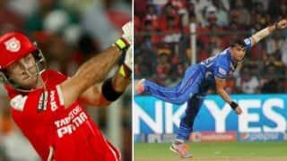 IPL 2014: Glenn Maxwell's battle against Pravin Tambe crucial for Rajasthan Royals