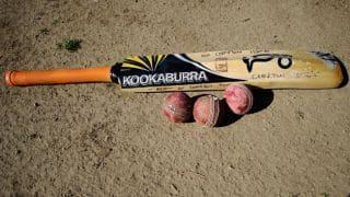 BH 164/8 in 20 overs   Live Cricket Score, Big Bash League 2015-16, Hobart Hurricanes vs Brisbane Heat, Match 7 at Hobart: Hurricanes seal 20-run win