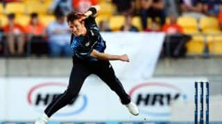 IPL 2016: Adam Milne ruled out for the remainder of tournament due to hamstring injury