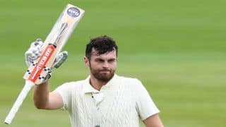 Michael Vaughan Backs Dom Sibley After His Slow Ton v West Indies Invites Criticism
