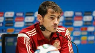 Spain captain Iker Casillas wary of Netherlands' experienced players ahead of FIFA World Cup 2014 match