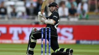 Williamson slams hundred, Hazlewood claims 6-for, AUS restrict NZ to 291 in CT 2017 Group A clash