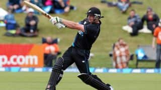 India vs New Zealand 2014, 1st ODI at Napier: Ryder falls early, New Zealand 22/1 in 4 overs