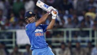 MS Dhoni looks ahead to crucial New Zealand tour