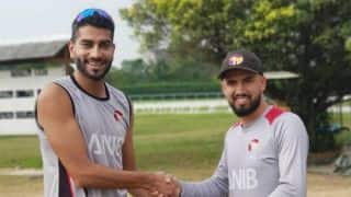 Emirates Cricket Board suspend three players for social media outburst