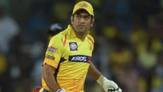 Chennai Super Kings plans to get back MS Dhoni