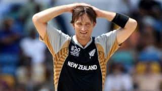 Pakistan vs New Zealand 2014, 5th ODI at Abu Dhabi: Shane Bond named among Kiwi reserve players