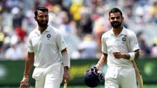 ICC Test rankings: Virat Kohli maintains top spot, Cheteshwar Pujara in third spot