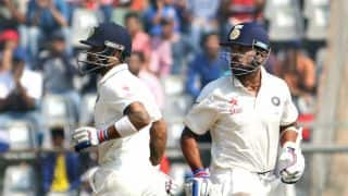 Wankhede almost packed to its capacity on Day 3