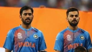 Virat Kohli congratulates MS Dhoni - led Team India on win over Zimbabwe in 1st ODI at Harare