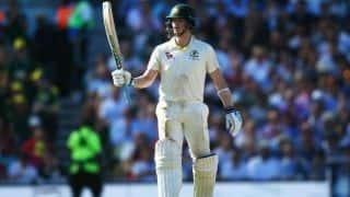डे-नाइट टेस्ट में 'थोड़े फायदे' की स्थिति में रखेगा ऑस्ट्रेलिया : स्टीव स्मिथ