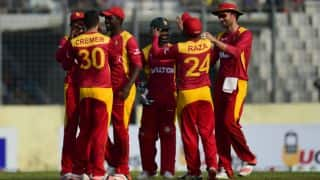 Afghanistan vs Zimbabwe 2015-16, 1st ODI at Sharjah, Preview: Visitors aim for payback