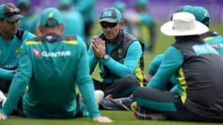 """Justin Langer has """"never seen anything like"""" England's 481"""