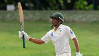 Pakistan go to lunch at 321/3, need 56 more runs to win 3rd Test against Sri Lanka at Pallekele