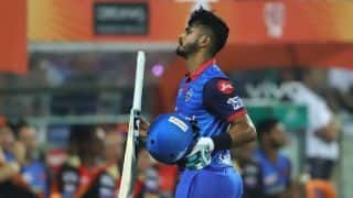 Shreyas Iyer: We gave away 20 runs more on this wicket