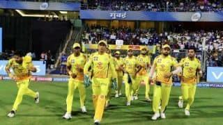 चेन्नई ने जीता टॉस, बैंगलुरू को दिया पहले बल्लेबाजी का न्यौता