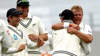 Live Cricket Score: India vs New Zealand, 1st Test, Day 3 at Auckland