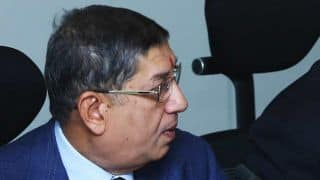 N Srinivasan could file review petition in Supreme Court