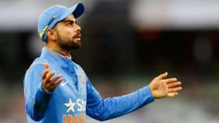 Kohli opens up about his fear of being bankrupt