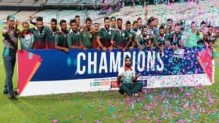 Mohun Bagan champions of JC Mukherjee Trophy 2016