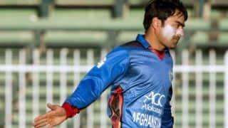 राशिद खान के 'चौके' से बांग्लादेश को मिली टी-20 में शर्मनाक हार
