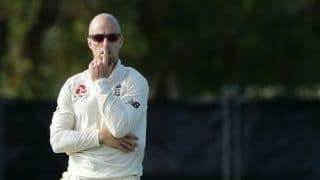 Pakistan vs England Tests: Jack Leach gets injured ahead of squad announcement