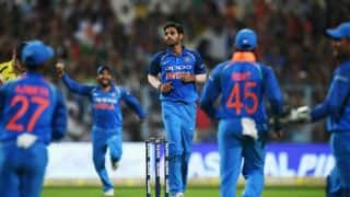 When Hardik Pandya got hit, we were all worried, says Bhuvneshwar Kumar