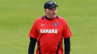 ICC World T20 2014: Duncan Fletcher touches down in Bangladesh