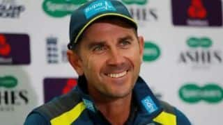 Justin Langer admit regret over black life matter solidarity drive not followed during australia tour