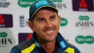 ब्लैक लाइफ मैटर को लेकर ऑस्ट्रेलियाई टीम घुटने पर क्यों नहीं बैठी ? कोच लैंगर ने बताया कारण