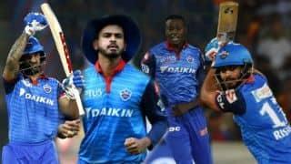 IPL के नए सीजन में नए नाम के साथ उतरी दिल्ली का शानदार रहा प्रदर्शन