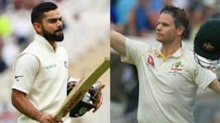 Sourav Ganguly don't want to do comparison between virat kohli, steve smith
